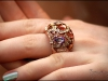 Перстень Бэль на руке ФлоранжЖени