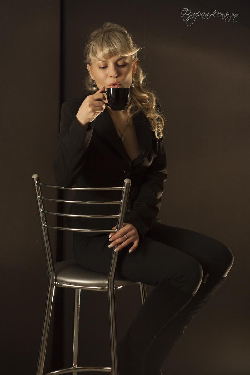 Липецкая фотомодель Анастасия, съемка 09.01.2012, условия TFP