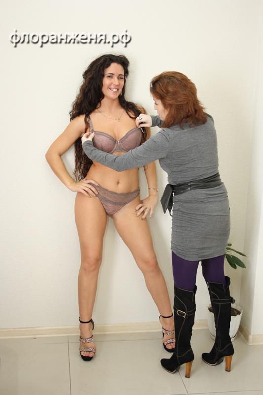 Довольная Анна-Florange на фото в Липецке в нижнем белье Шарлин