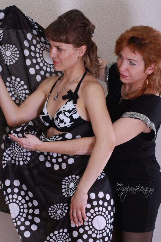 Brenda и Парео из каталога 2011