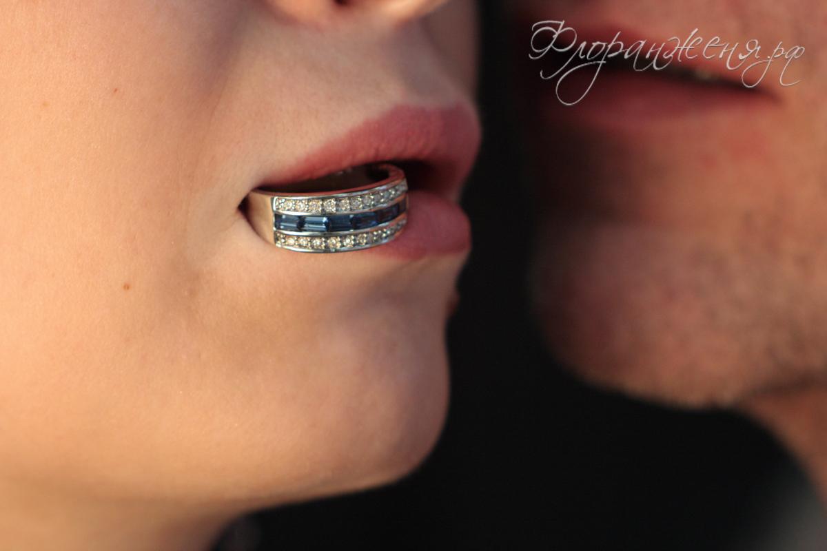 Anjou (Анжу) кольцо