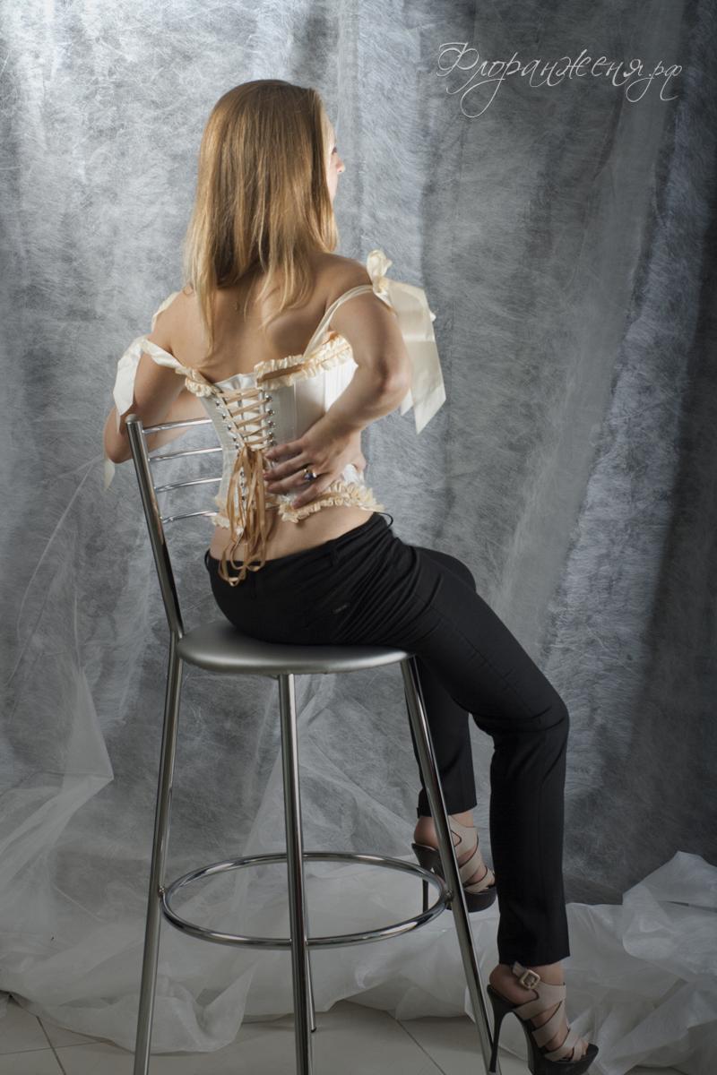 """Корсеты от Флоранжени в Липецке, модель """"Лолита"""""""