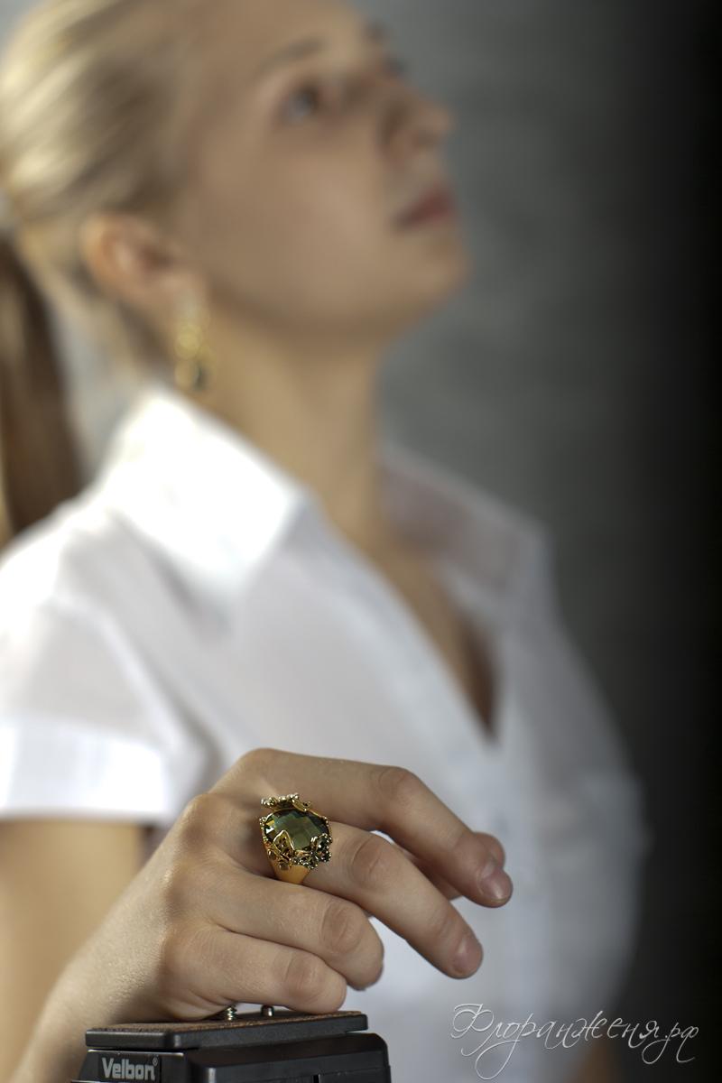 Перстень Нанси (Nancy) от Florange в Липецке